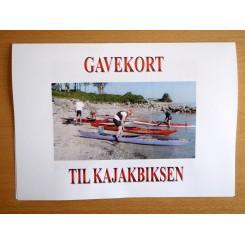 Gavekort 750,-kr.