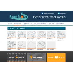 KajakSport katalog 2017