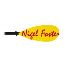 Nigel Foster pagaj