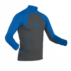 Palm Rash Guard langærmet bluse, herre