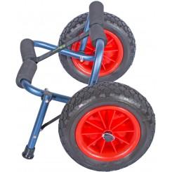 Riot/Beluga Kajakvogn med faste hjul