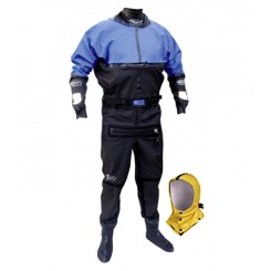 Aquatherm heldragt (Full paddle suit)