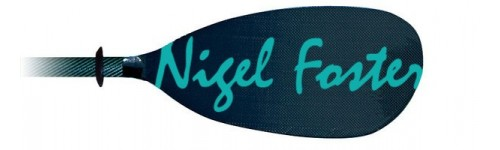 Nigel Foster pagajer