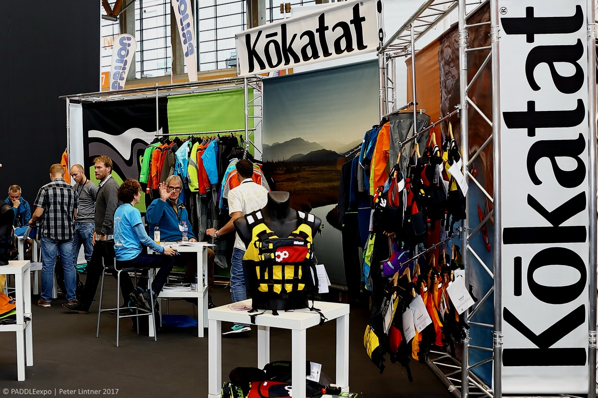 Kokatat at PaddleExpo 2017